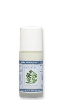 DEODORANT CEDR-SANTAL 50ml