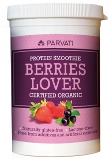 BERRIES LOVER PROTEIN SMOOTHIE 160g