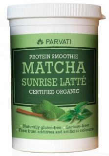 MATCHA SUNRISE LATTÉ PROTEIN SMOOTHIE 160g