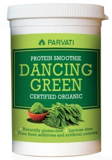 DANCING GREEN PROTEIN SMOOTHIE 160g